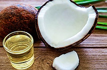 Những tác hại không ngờ từ dầu dừa