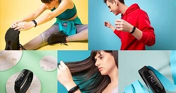 Xiaomi Mi Band 3i ra mắt: màn hình AMOLED, chống nước 5ATM, pin 20 ngày, giá 18 USD