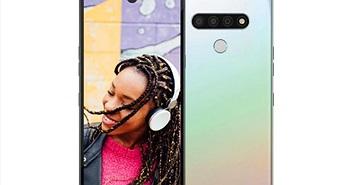 Hình ảnh về LG Stylo 7 với 4 camera và bút cảm ứng