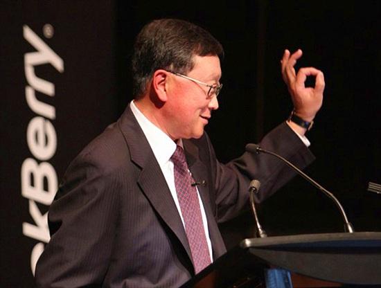 CEO BlackBerry khẳng định BlackBerry có 99% cơ hội sống sót