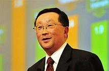 John Chen: Khả năng sống sót của BlackBerry là 99%