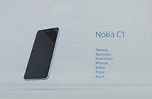 Rộ tin Nokia sẽ tái xuất với smartphone Android C1