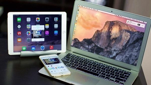 Cách chia sẻ dữ liệu giữa máy tính Mac và thiết bị iOS