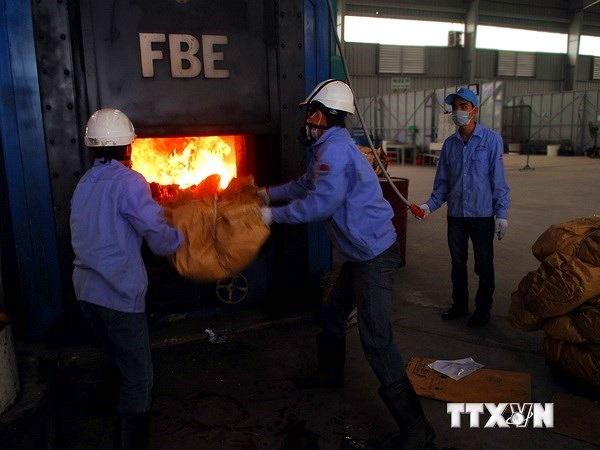 """MBT-GRE: công nghệ biến rác thải thành năng lượng """"xanh"""""""