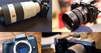 Những mẫu máy ảnh Mirrorless đáng chú ý năm 2017