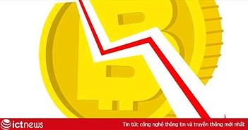 Bitcoin bất ngờ quay đầu, giá giảm xuống dưới 4000 USD