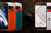 Meitu V7 và V7 Tonino Lamborghini ra mắt: mặt lưng da, 3 camera selfie, giá từ 695 USD