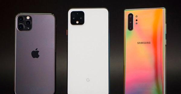 Đây là top smartphone tốt nhất thế giới năm 2019