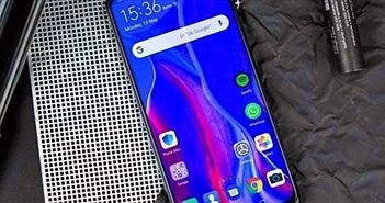 Lộ diện thiết kế smartphone 3 camera xoay từ Huawei