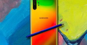 Top 10 smartphone được yêu thích nhất năm 2019