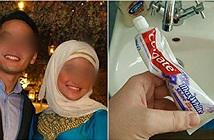 Cặp đôi ly hôn vì… tuýp kem đánh răng