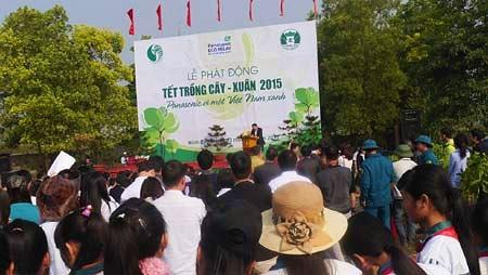 Trồng 3 vạn cây quý trong Công viên quốc gia Ninh Bình