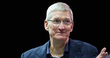"""Hé lộ lương, thưởng """"khủng"""" của các nhà lãnh đạo Apple"""