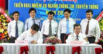 """VNNIC """"bắt tay"""" Sở TT&TT Đồng Nai nâng nhận thức về tài nguyên Internet"""