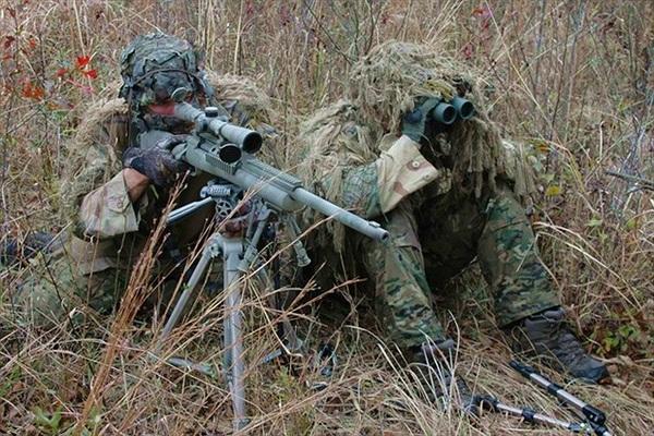 Hành trình gian nan của những tay súng bắn tỉa Mỹ