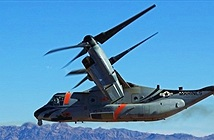 Trực thăng V-22 Osprey sẽ được trang bị thêm vũ khí