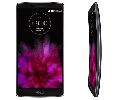 LG G Flex 2 bán tại Hàn Quốc cuối tháng này