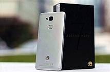 Phablet vỏ kim loại pin khủng, giá tốt từ Huawei
