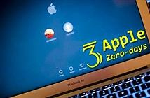 Phát hiện 3 lỗ hổng bảo mật nghiêm trọng trên Mac OS X