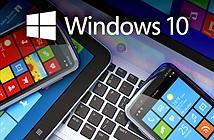 Không phải tất cả điện thoại Windows Phone đều được update lên Windows 10