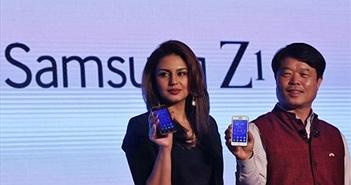 Samsung Z1 vừa ra mắt đã gặp thất bại tại Ấn Độ
