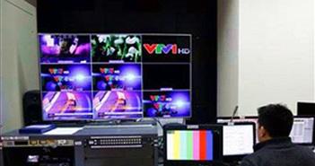 """Thị trường truyền dẫn phát sóng: SDTV, RTB được """"một mình, một chợ"""""""