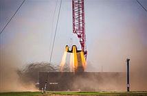 SpaceX thử nghiệm buồng hạ cánh lơ lửng trên mặt đất