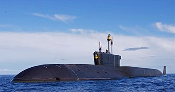 Đáng sợ kính tiềm vọng mới trên tàu ngầm hạt nhân Nga