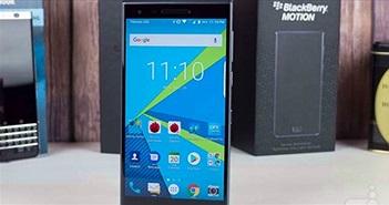 """Đánh giá BlackBerry Motion: Khi huyền thoại """"đầu thai"""" trong thân xác mới"""