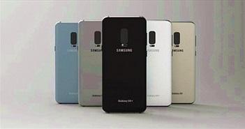 Ngẩn ngơ ngắm concept Galaxy S9 đẹp tinh xảo