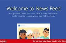 Muốn có một Newsfeed đáng tin cậy, Facebook phải trả phí cho các nhà sản xuất nội dung