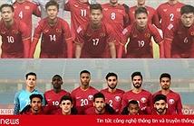 Tổng hợp địa chỉ xem U23 Việt Nam vs U23 Qatar, bán kết U23 Châu Á