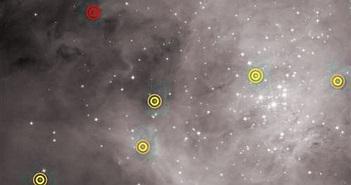 """Bí ẩn """"binh đoàn"""" sao lùn nâu trong Tinh vân Orion"""