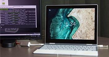 Fuchsia OS, hệ điều hành bí mật của Google, đã chạy thực tế trên Pixelbook