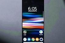 Lộ diện màn hình chính Xperia XZ4, fan Sony liệu có hào hứng?