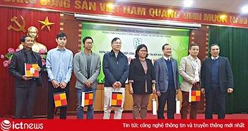 Startup tốt nghiệp vườn ươm doanh nghiệp CNTT Hà Nội gọi vốn thành công 100.000 USD