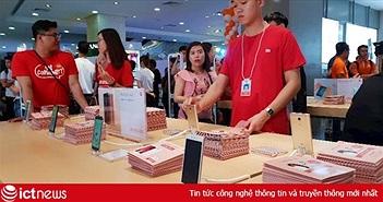 Thị trường smartphone Việt: Sony, HTC mất hút, Huawei, Xiaomi có đủ sức bứt lên?