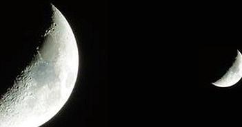 Trái đất xuất hiện một Mặt trăng tí hon