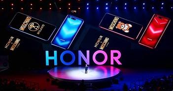 Honor xác nhận quan hệ đối tác với Intel và Qualcomm