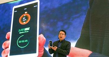 Oppo bất ngờ ra mắt công nghệ sạc siêu nhanh tại MWC 2016