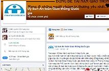 Ủy ban ATGT Quốc gia lập trang Facebook tiếp nhận ý kiến người dân