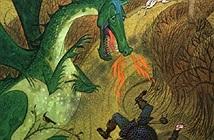 Những ghi chép về loài rồng có thật trong lịch sử