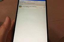 Một thiết bị Xiaomi lạ, nghi là Mi 6
