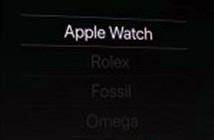 Doanh số Apple Watch chính thức qua mặt ngành đồng hồ Thụy Sỹ