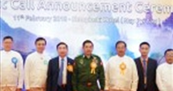 Mạng lưới viễn thông của Viettel tại Myanmar chính thức đi vào hoạt động