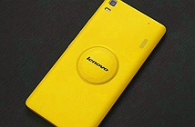 Lenovo ra mắt smartphone dáng lạ K3 Note