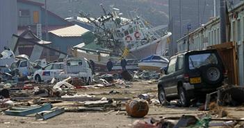Nhật Bản tranh cãi về dự án 'Vạn Lý Trường Thành' ngăn sóng thần