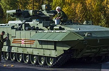Linh kiện siêu tăng Armata được in 3D