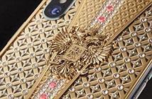 Choáng ngợp với những chiếc iPhone X dát vàng, nạm kim cương của giới siêu giàu