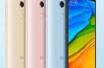 """Xiaomi Redmi 5 Plus giá chỉ 4 triệu đồng: Smartphone pin """"trâu"""", thiết kế đẹp"""